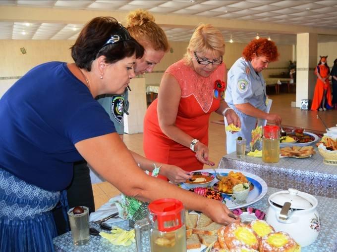 В Днепродзержинской исправительной колонии № 34 прошел конкурс на лучшего повара (фото) - фото 7