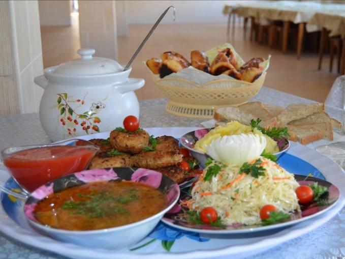 В Днепродзержинской исправительной колонии № 34 прошел конкурс на лучшего повара (фото) - фото 6