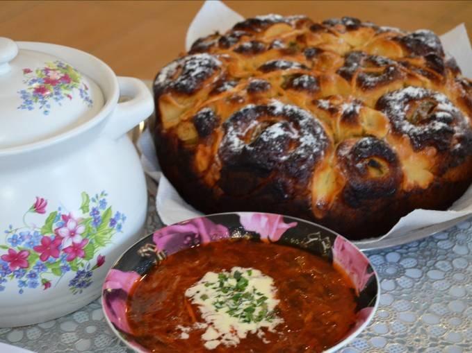 В Днепродзержинской исправительной колонии № 34 прошел конкурс на лучшего повара (фото) - фото 5