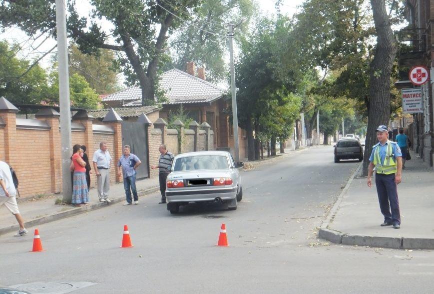 В Кировограде автомобиль сбил пешехода. ФОТО (фото) - фото 1