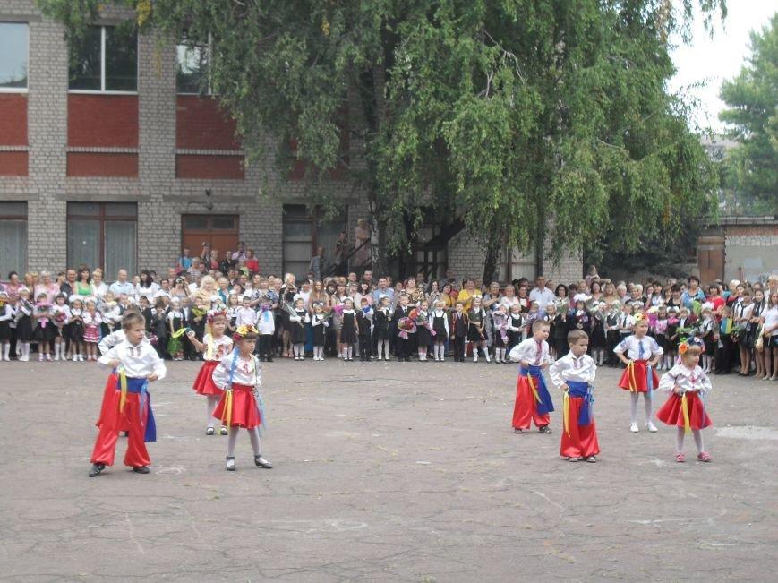 В школе №7 города Днепродзержинска создали уголок славы АТО (фото) - фото 3