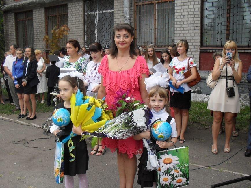 В школе №7 города Днепродзержинска создали уголок славы АТО (фото) - фото 4