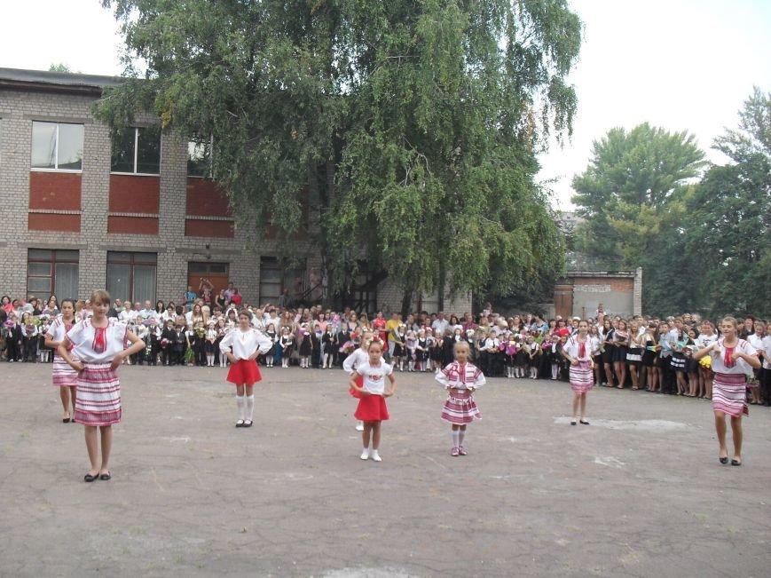 В школе №7 города Днепродзержинска создали уголок славы АТО (фото) - фото 5