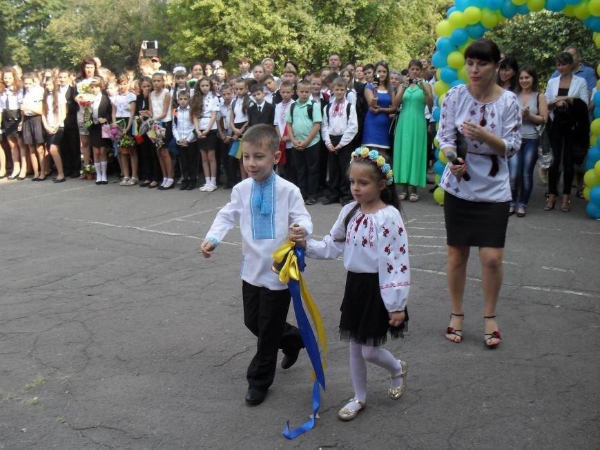 В школе №7 города Днепродзержинска создали уголок славы АТО (фото) - фото 7