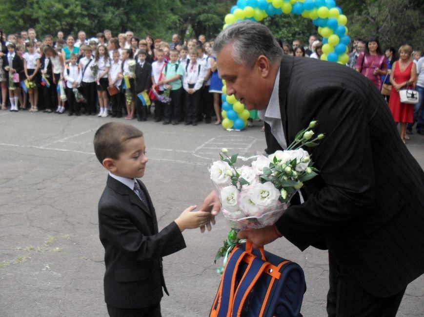 В школе №7 города Днепродзержинска создали уголок славы АТО (фото) - фото 2