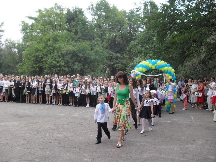 В школе №7 города Днепродзержинска создали уголок славы АТО (фото) - фото 1