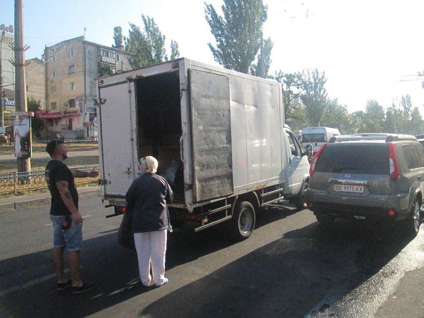 В Николаеве водители устроили беспредел на дорогах (ФОТО) (фото) - фото 4
