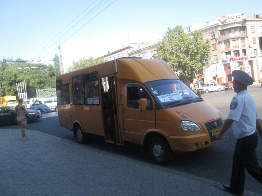 В Николаеве водители устроили беспредел на дорогах (ФОТО) (фото) - фото 6