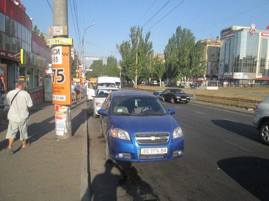 В Николаеве водители устроили беспредел на дорогах (ФОТО) (фото) - фото 2
