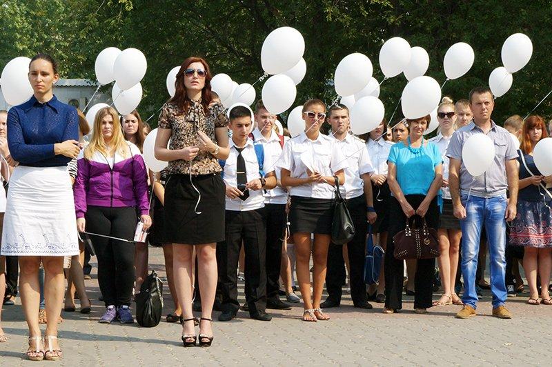 Андрей Чесноков на акции памяти жертв Беслана в Белгороде: те жизни были отданы не зря (фото) - фото 1