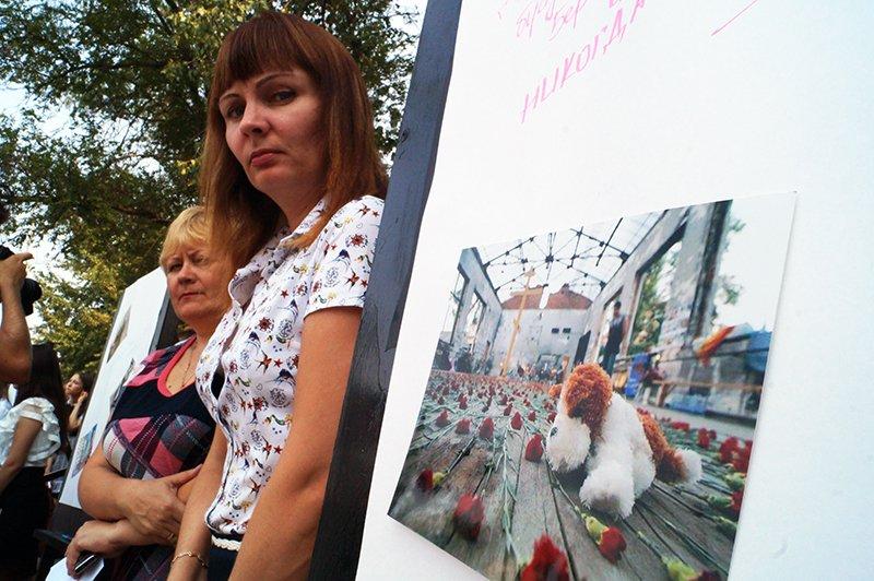 Андрей Чесноков на акции памяти жертв Беслана в Белгороде: те жизни были отданы не зря (фото) - фото 2