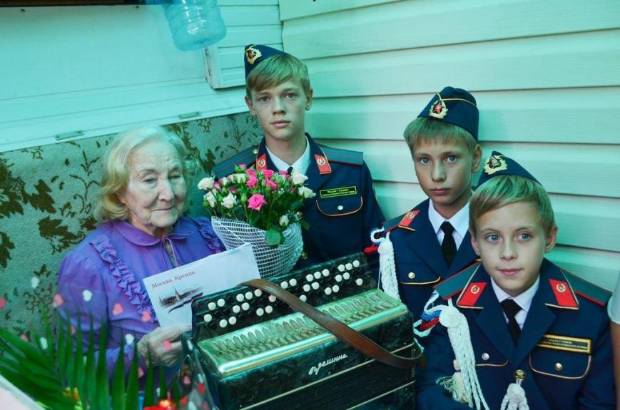 1 сентября сразу две ялтинки отметили 90-летние юбилеи (1)