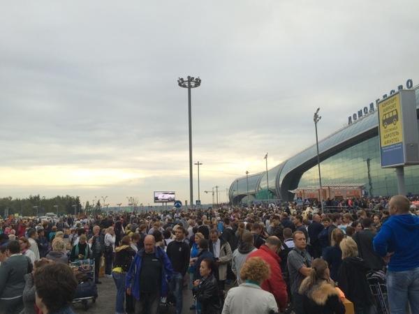 Киев и Москва тоже в дыму – вокруг столицы Украины 8 пожаров, в столице РФ горит аэропорт «Домодедово» (фото) - фото 2