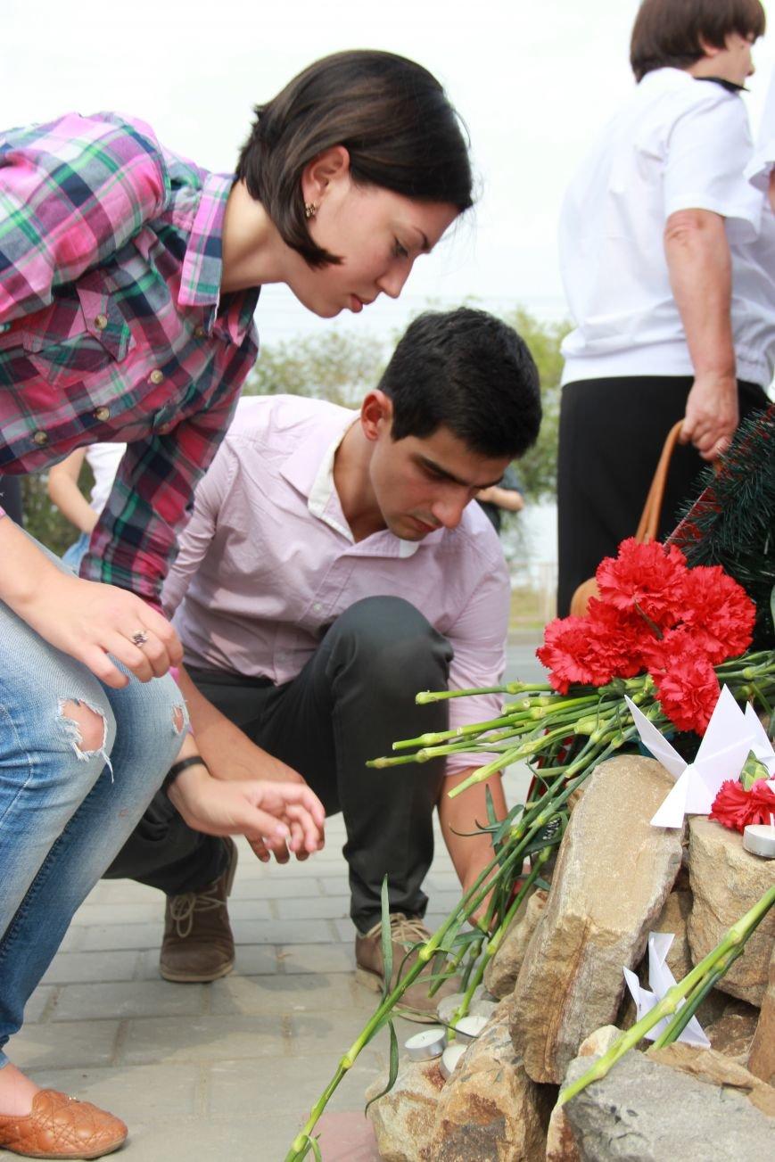 Волгоградцы почтили память жертв, погибших в терактах, фото-3
