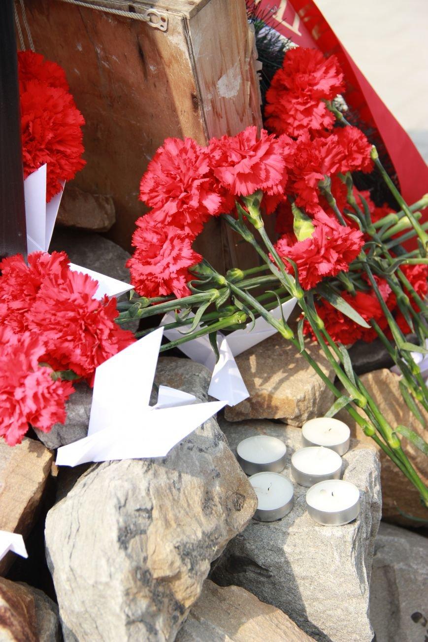 Волгоградцы почтили память жертв, погибших в терактах, фото-4