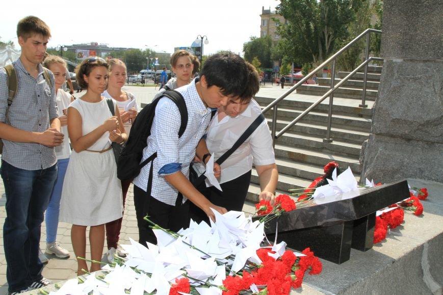 Волгоградцы почтили память жертв, погибших в терактах, фото-1