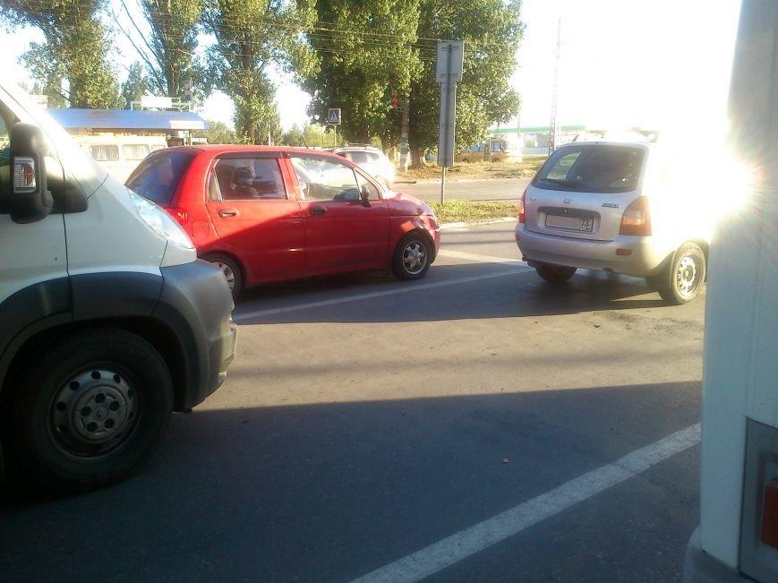 ДТП на проспекте Созидателей, фото-2