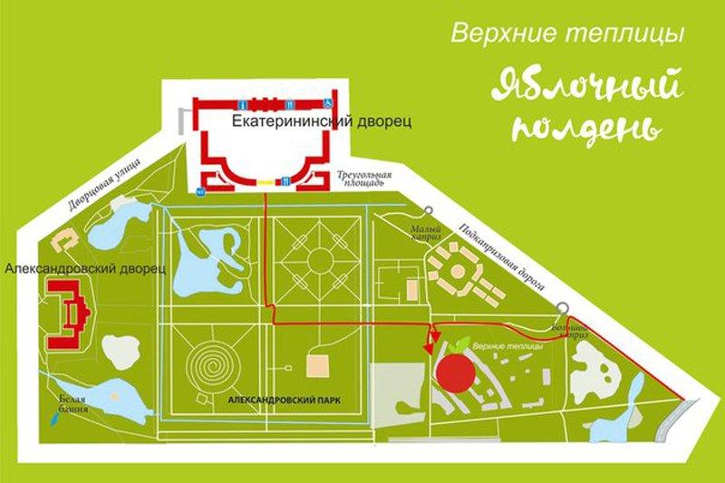 Сотрудники «Верхних теплиц» Александровского парка проведут праздник «Яблочный полдень» (фото) - фото 2