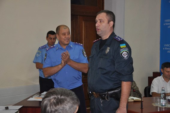 Аваков поощрил николаевского милиционера (ФОТО) (фото) - фото 2