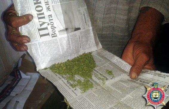 Правоохранители Красноармейска задержали наркоизготовителя (фото) - фото 1