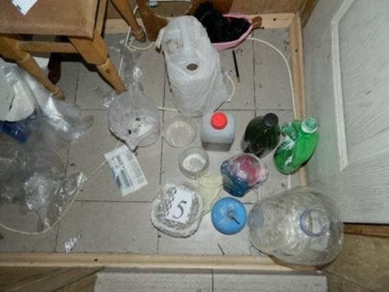 На Дарнице милиция разоблачила нарколабораторию (ФОТО) (фото) - фото 3