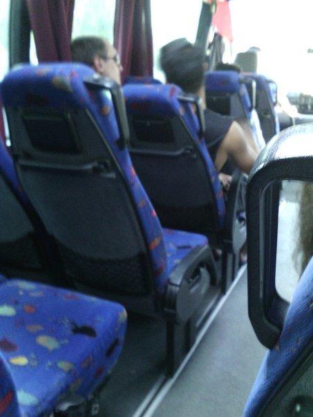 Николаевцев шокировала комфортная маршрутка на линии (ФОТО) (фото) - фото 3