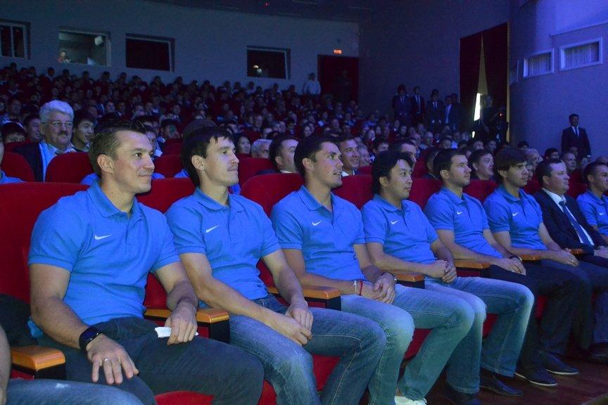 В юбилейный год клуба «Торпедо» презентовали новую команду в Усть-Каменогорске, фото-2