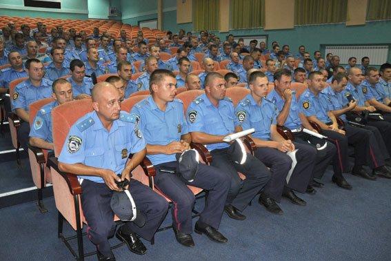 В Полтаві вручили 127 посвідчень учасника бойових дій працівникам УМВС. Фото (фото) - фото 1