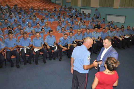 В Полтаві вручили 127 посвідчень учасника бойових дій працівникам УМВС. Фото (фото) - фото 2