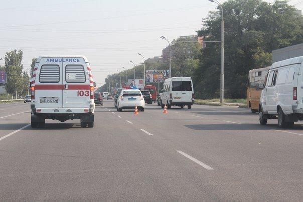 На Днепропетровщине киевлянин пытался убежать от ГАИ, но был задержан с помощью беспилотника (фото) - фото 1