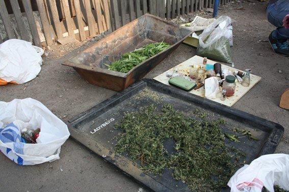 В Комсомольську затримали групу наркоторговців (фото) - фото 5