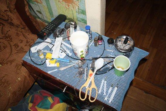 В Комсомольську затримали групу наркоторговців (фото) - фото 4