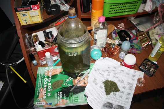 В Комсомольську затримали групу наркоторговців (фото) - фото 2