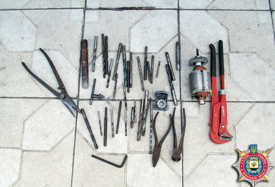 В Славянске поймали похитителя инструментов (фото) - фото 1