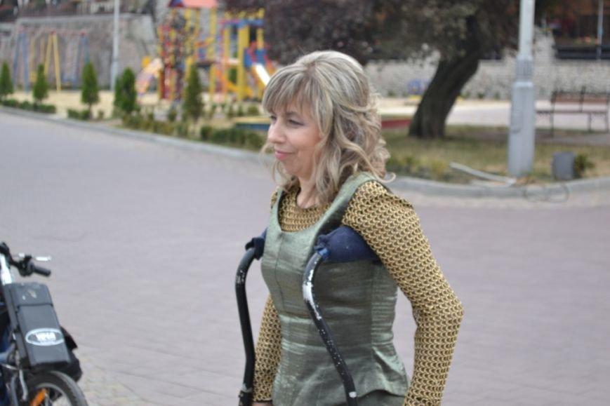 У Тернополі дівчатам. які стали інвалідами, влаштували казку (фото) (фото) - фото 1