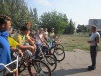 Краматорские школьники участвовали в велопробеге «Дети объединяют Украину» (фото) - фото 1