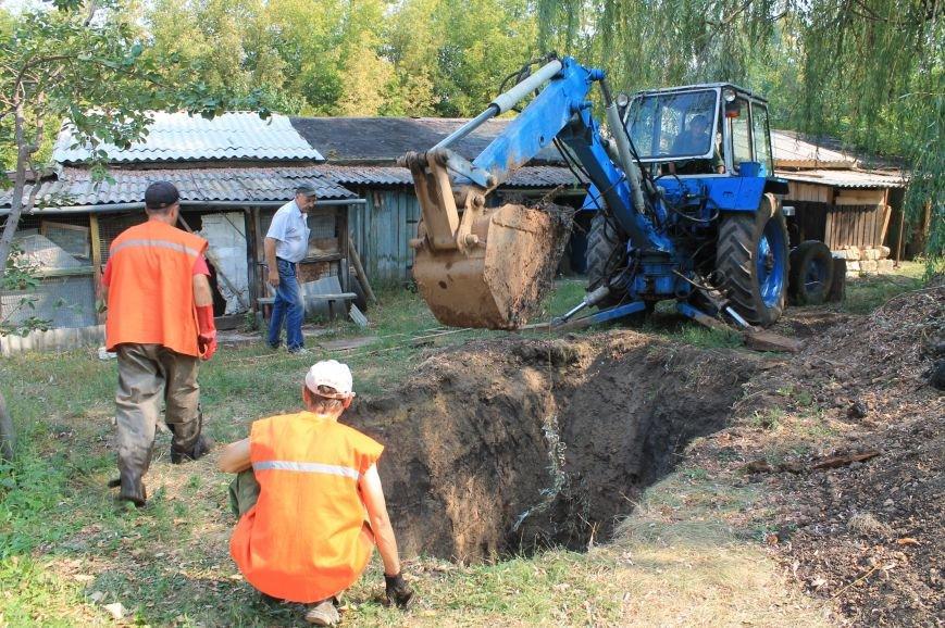 Бахмут-Вода проводит ремонтные работы в Соледаре. ФОТОФАКТ, фото-7