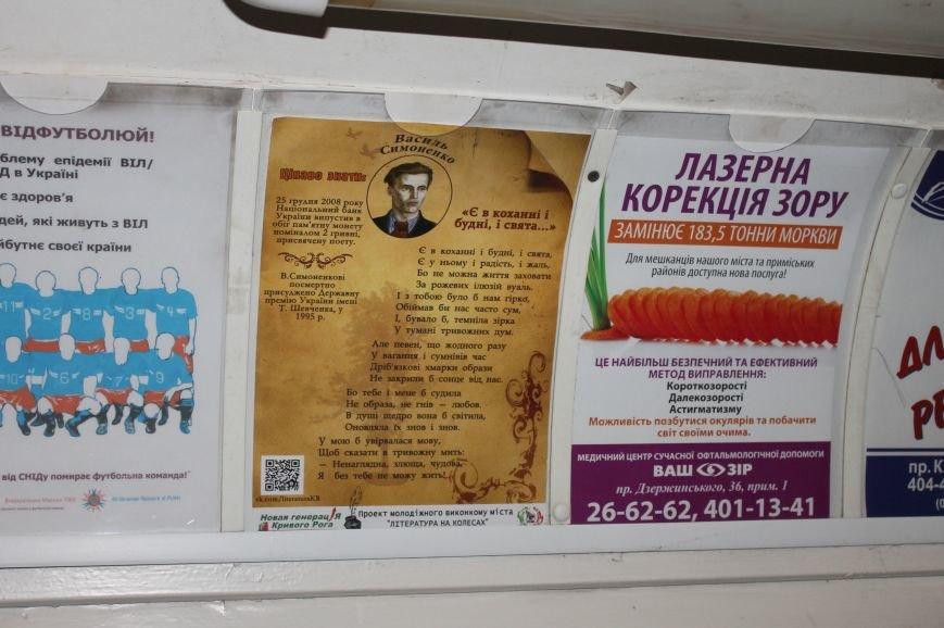 Криворожская молодежь научит жителей города читать украинских классиков (ФОТО), фото-1
