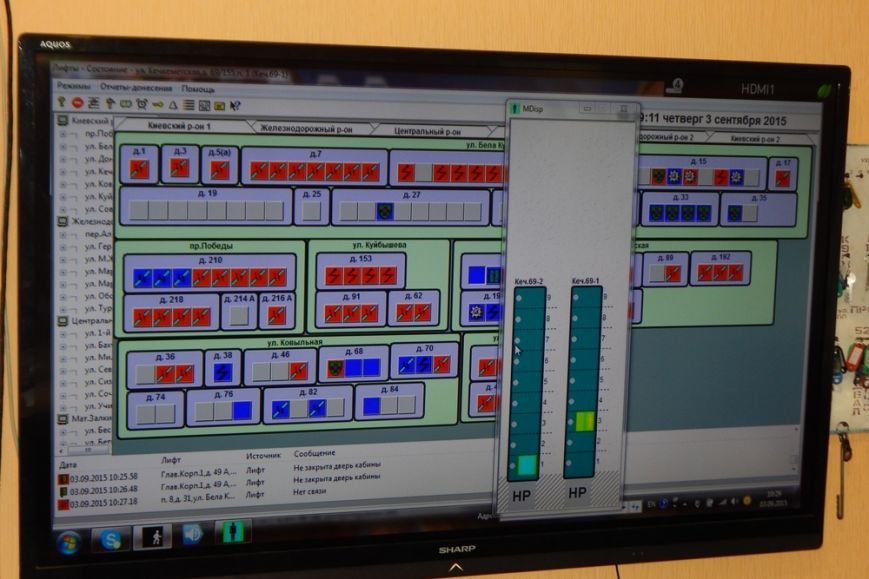 Единая диспетчерская будет следить за работой всех лифтов Симферополя (ФОТО) (фото) - фото 2