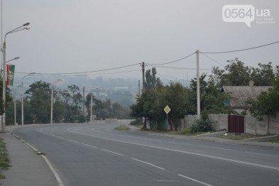 В Кривом Роге: в воздухе не нашли вредных веществ, на встрече бойцов мэру скандировали «Ганьба», начальник УВД попрощался с подчиненными, фото-1