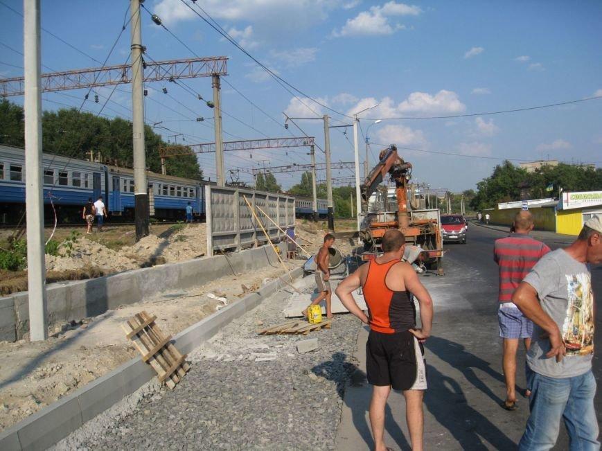 У Хмельницькому встановлять нову зупинку громадського транспорту за 370 тисяч гривень, фото-1