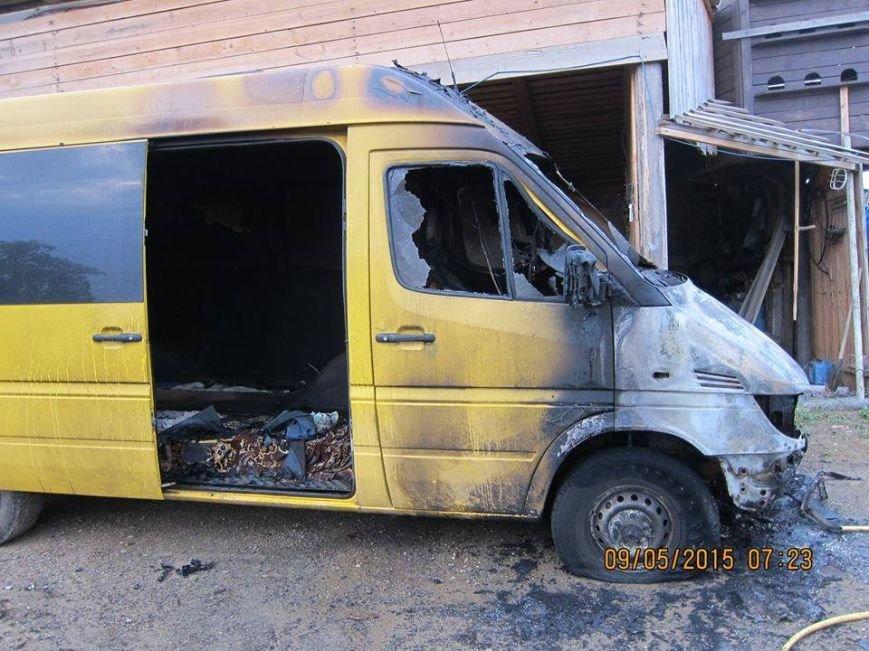 Буковинському активісту у власному дворі підпалили автомобіль, фото-1