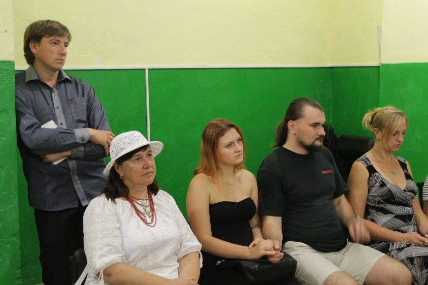 Ивано-франковские волонтеры и журналисты посетили Доброполье (ФОТО), фото-4
