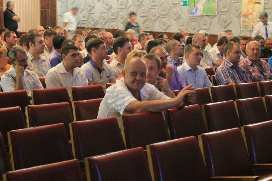 Сокращенной рабочей недели на шахтах Доброполья не будет (ФОТО, ВИДЕО), фото-2
