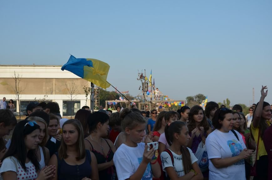Сотни мариупольцев ждут «Океан Эльзы» (ФОТО+ВИДЕО), фото-13