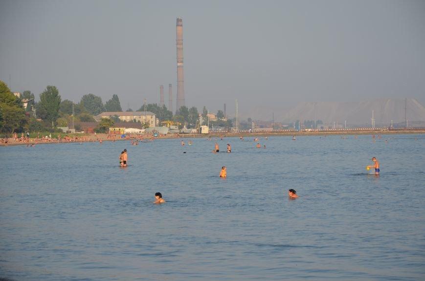 Мариупольцы наслаждаются последними теплыми деньками (ФОТО), фото-6