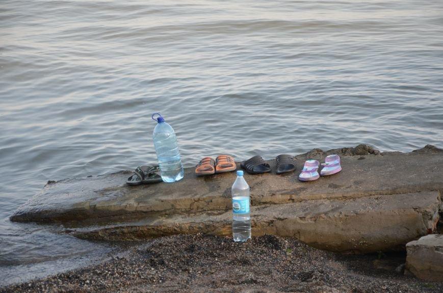 Мариупольцы наслаждаются последними теплыми деньками (ФОТО), фото-5
