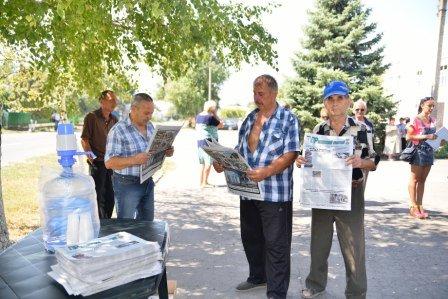 Прифронтовые поселки под Мариуполем получили гуманитарную помощь, фото-2