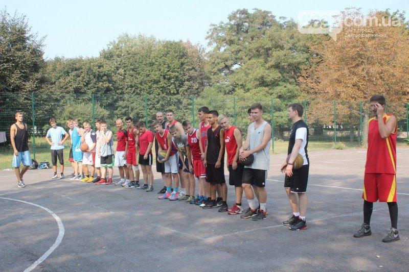 В Днепродзержинске прошел турнир по стритболу, фото-2