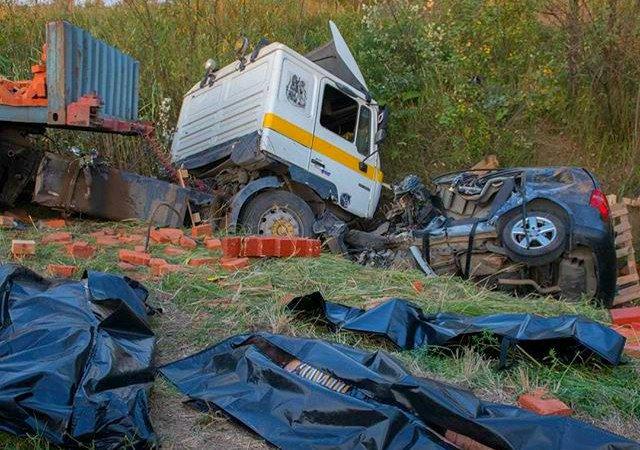 В Белореченском районе в ДТП погибли пять человек, в том числе двое детей, фото-1